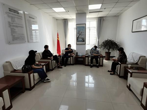 河北省科技工作者服务中心来保调研